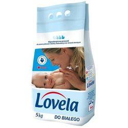 LOVELA 5kg Białe Proszek do prania dla dzieci (30 prań)