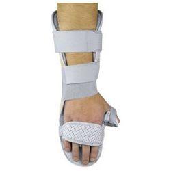Plastyczna orteza ręki i przedramienia z ujęciem dłoni i kciuka AM-SDP-K-01