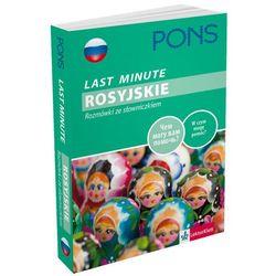 Last Minute Rosyjskie Rozmówki (opr. miękka)