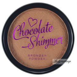 I ♡ Makeup - Chocolate Shimmer BRONZER POWDER - Rozświetlający puder brązujący - SHIMMER