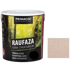 Farba strukturalna Raufaza Cappucino 5 l Primacol Decorative
