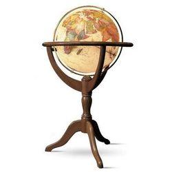 Jannine Antiquus globus podświetlany stylizowany, kula 50 cm Nova Rico