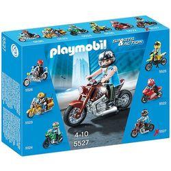 Playmobil  Motocykl muscle bike 5527