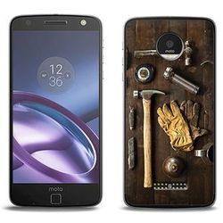 Foto Case - Lenovo Moto Z - etui na telefon Foto Case - narzędzia