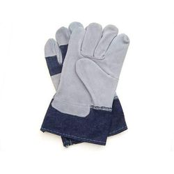 Rękawice wzmacniane skórą - RBCG