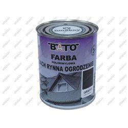 Farba satin, grafit, 1kg (0,8L)