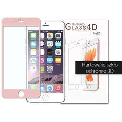 etuo.pl - szkło - Apple iPhone 6 - szkło hartowane 3D - różowy
