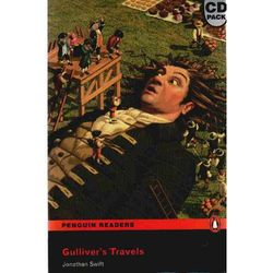 Gulliver's Travels + MP3 CD Penguin Readers Classic (opr. miękka)