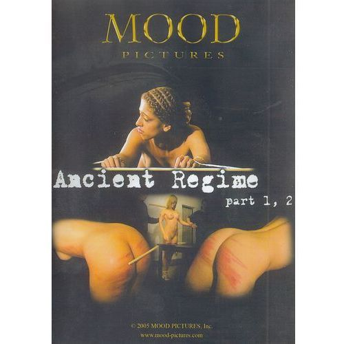 DVD Mood. Ancient Regime Part 1 and 2