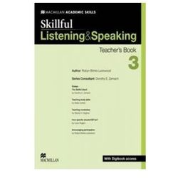 Skillful 3 Listening & Speaking. Książka Nauczyciela + Digibook (opr. miękka)