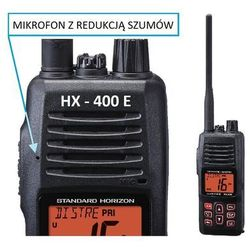 Radio Yaesu Vertex VHF HX-400E 5W, IPX8, Distress, CTCSS, DCS, Pleasure, NOAA, ATIS, Dual Watch