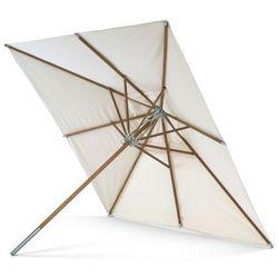 Skagerak ATLANTIS Parasol Ogrodowy 330x330 cm - Drewno Meranti