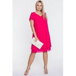 f8ac447b9c suknie sukienki ciazowe aldo welniana ciazowa sukienka (od Czerwona ...