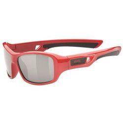 Dziecięce sportowa okulary Uvex Sportstyle 505 red (3316)