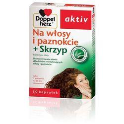 Doppelherz Aktiv wł.i paz.+skrzyp 30kaps*K