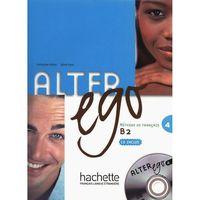 Alter Ego 4 podręcznik + CD HACHETTE (opr. broszurowa)
