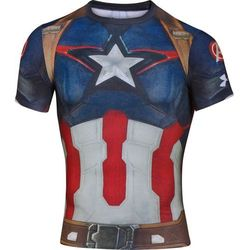 Koszulka Under Armour Alter Ego Captain America Shirt -1268262-410 159 zł (-36%)