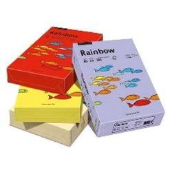 Papier ksero RAINBOW A4 160g nr 24 pomarańczowy