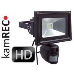 Kamera zewnętrzna z czujnikiem ruchu led 10W