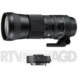 Sigma C 150-600 mm f/5-6.3 DG OS HSM Canon + telekonwerter TC-1401 - produkt w magazynie - szybka wysyłka! Darmowy transport od 99 zł   Ponad 200 sklepów stacjonarnych   Okazje dnia!