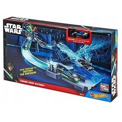 HOT WHEELS TOR TORY ZESTAW STAR WARS Pętlę + AUTO