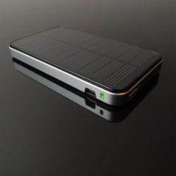 Ładowarka solarna s2700 z akumulatorem 2700mAh
