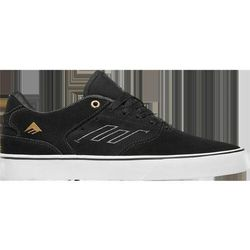 buty EMERICA - The Reynolds Low Vulc Black/Gold/White (973) rozmiar: 44