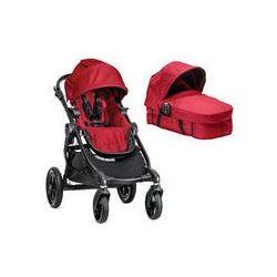 Wózek wielofunkcyjny 2w1 City Select Baby Jogger + GRATIS (red)