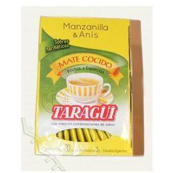 Yerba Mate Taragui anyż i rumianek saszetki