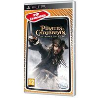 Piraci z Karaibów: Na Krańcu Świata (PSP)