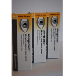 Allergocrom krople do oczu 0,02 g/1ml 10 ml