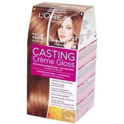 LOREAL Paris Casting Creme Gloss 723 Opalizujący Karmel Farba do włosó