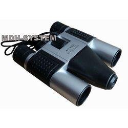 Mini kamera ukryta w lornetce z 25-cio krotnym zbliżeniem, kamera 640x480px, aparat 1280x960px, lornetka DT8