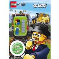 LEGO® City. Odjazd! + FIGURKA LMI 5 (opr. miękka)