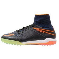 Nike Performance HYPERVENOMX PROXIMO TF Korki Turfy black/total orange/racer blue