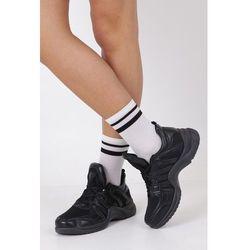 7c8d44ff buty sportowe niskie sznurowane blyszczace w kategorii Damskie ...