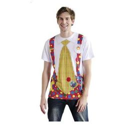 Koszulka Klaun - przebrania dla dorosłych - XL