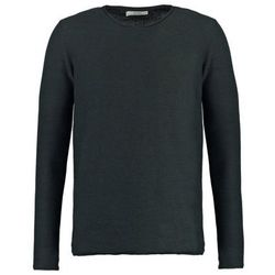 Jack & Jones JJPRLENNY REGULAR FIT Sweter darkest spruce/black