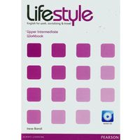 Lifestyle Upper-Intermediate, Workbook (zeszyt ćwiczeń) plus Audio CD (opr. miękka)