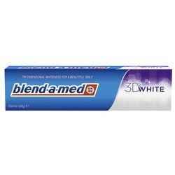Blend-A-Med 3D White, pasta do zębów 150 ml