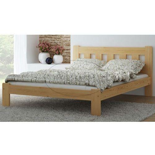 łóżko Sosnowe Brita 120x200 Porównaj Zanim Kupisz