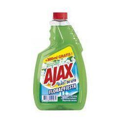 Płyn do szyb Ajax Floral Fiesta Wiosenny Bukiet zapas 750 ml