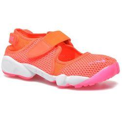 Tenisówki i trampki Nike Wmns Nike Air Rift Br Damskie Pomarańczowe 100 dni na zwrot lub wymianę