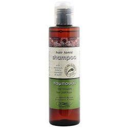 BIOAROMA ziołowy szampon oczyszczający i wzmacniający włosy 100% natury