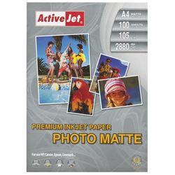 Papier Kredowy Mat A4 135g 100 Szt Arkuszy W Kategorii Fotografia I