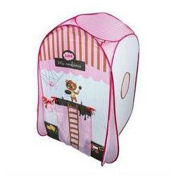 Namiot dla dzieci Ludi Maxi Różowy