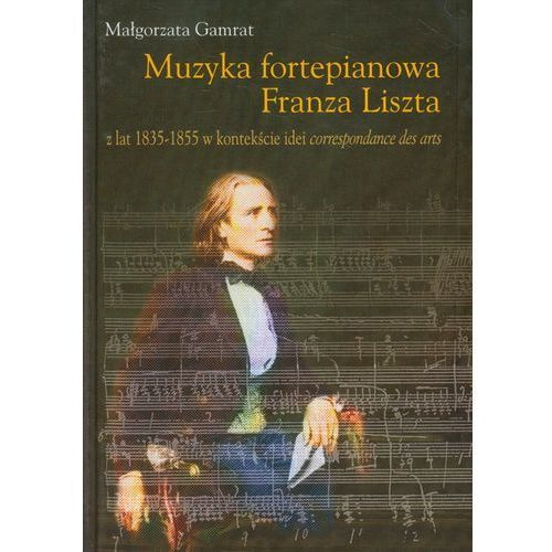 Muzyka fortepianowa Franza Liszta