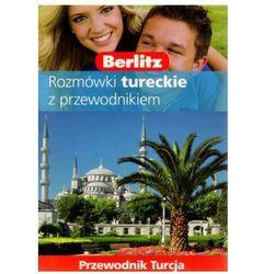 Rozmówki tureckie z przewodnikiem Turcja (opr. miękka)