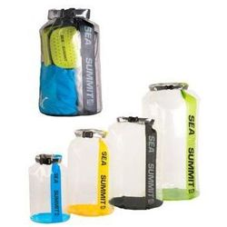 Sea To Summit - SEA TO SUMMIT Worek wodoodporny STOPPER CLEAR DRY BAG