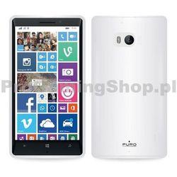 Etui silikonowe PURO Clear do Nokia Lumia 930, przezroczyste